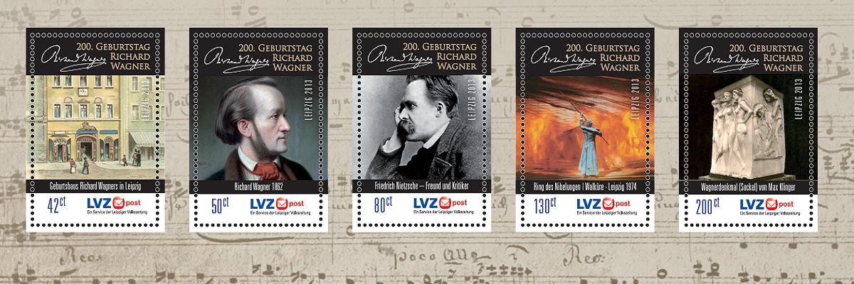 Permalink to: Schmuckbogen zum Wagner Jahr 2013